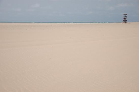 Royal Horizon Boa Vista : Etendu de la plage