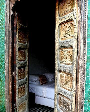 Riad Les Oudayas: Suite con terrazza