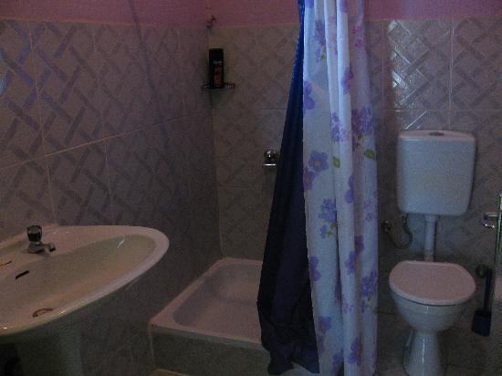 RosyMar Inn : the bathroom