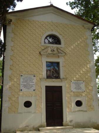 Petrignano, Italie : Cappella della Conversione