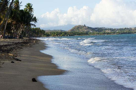 Yabucoa, Puerto Rico: The beach