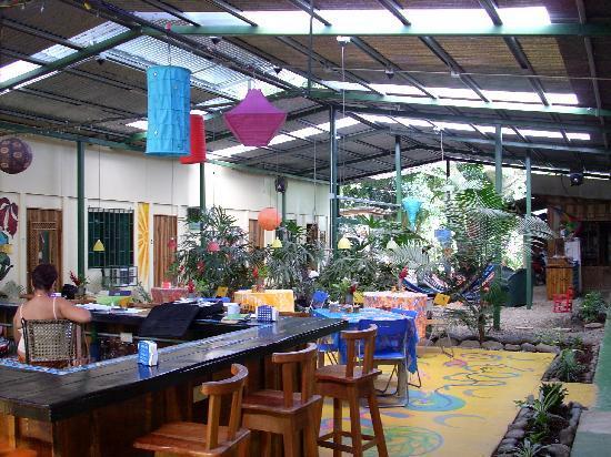 Tucan Hotel: Tucan Rezeption und Bar