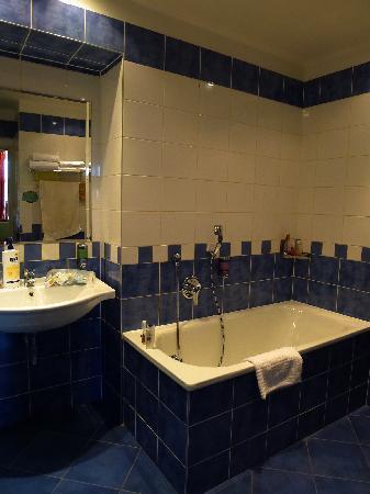 EA Hotel Jeleni dvur: View of the toilet