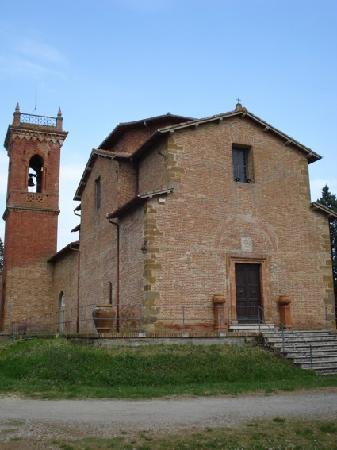 Petrignano, Italia: Chiesa di Sant'Ansano