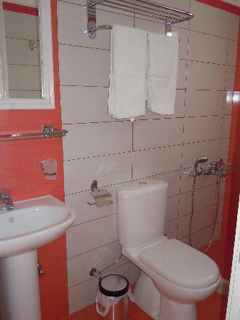 Atlas Pension: Dusche WC/shower WC