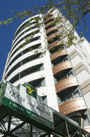 Quest Auckland Serviced Apartments: Quest Auckland