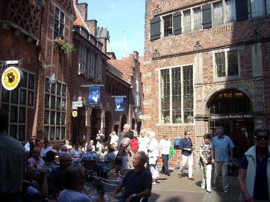 Bremen, Alemania: Böttcherstraße