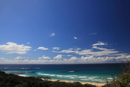 North Stradbroke Island, Australia: Another one from the Whale Track
