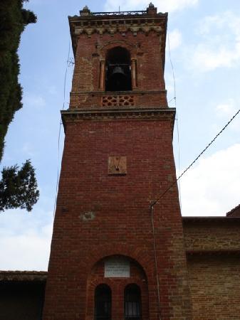 Petrignano, Italia: Campanile