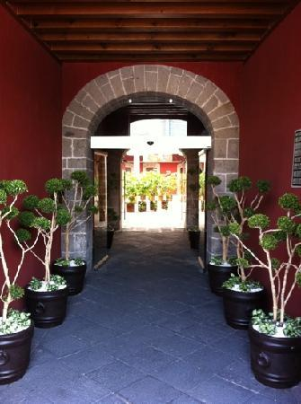 Boutique Hotel de Cortes : Entrance