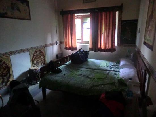 Ishwari Niwas Palace: Camera spoca!