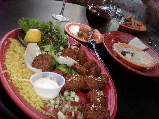 Tabbuli Grill - Mediterranean & American: The perfect meal