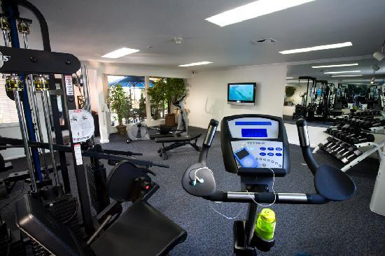 Best Western Plus Humboldt Bay Inn: High end exercise facility