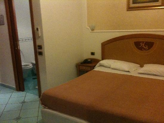 Hotel Savoia: April 2011