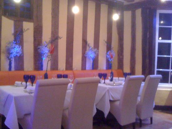 Memsaab Restaurant: main room