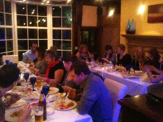 Memsaab Restaurant: party night