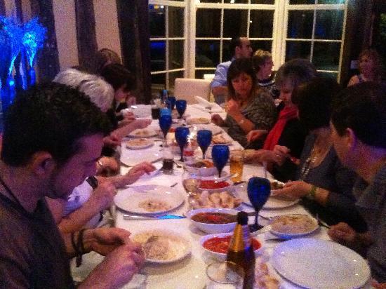 Memsaab Restaurant: party