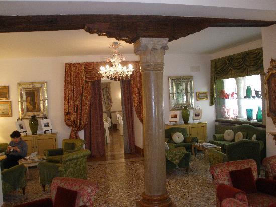 Giorgione Hotel: Lobby