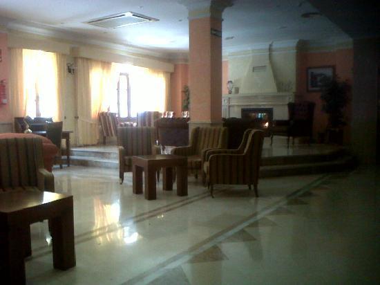 Hotel El Sol : Salon con wi-fi