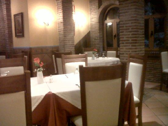 Hotel El Sol: Restaurante