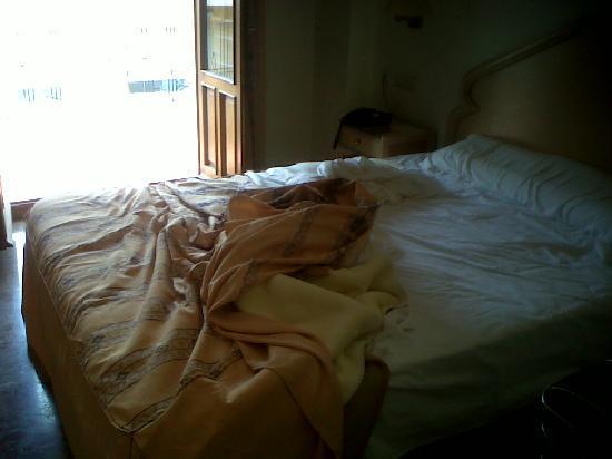 Hotel El Sol : Habitación