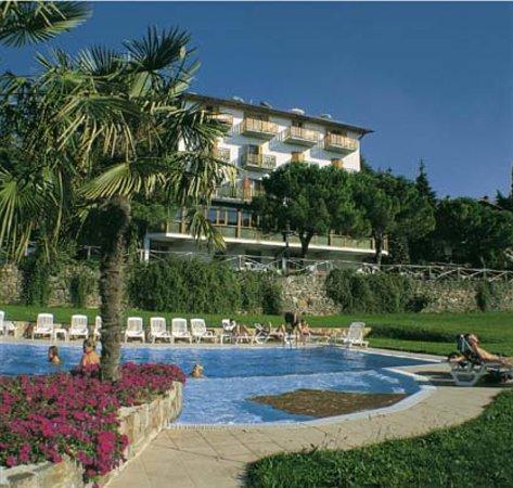 San Zeno di Montagna, Italy: esterno hotel