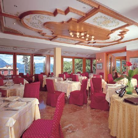 San Zeno di Montagna, Italy: sala pranzo