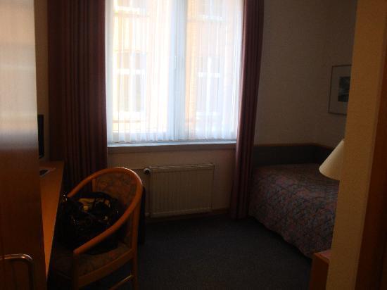 Hotel Altstadt: Enkelrum