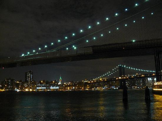 Brooklyn, Nova York: Fulton Ferry Pier