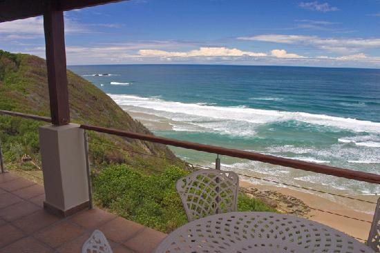 Brenton On The Rocks Guesthouse: View from Units