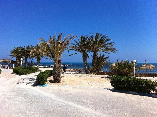 El Mouradi Djerba Menzel: es gab auch schöne Stellen