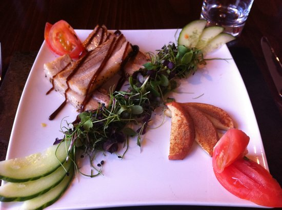 Stoneybeck Inn: Great Food