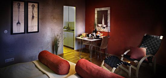 Augusta apartments: Apartment, 1 room
