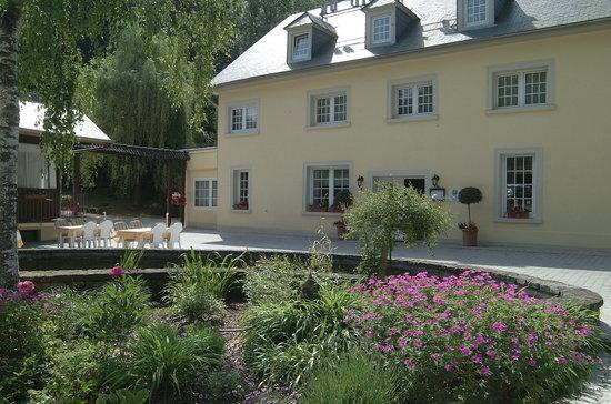 Restaurant de l'Hotel du Vieux Moulin