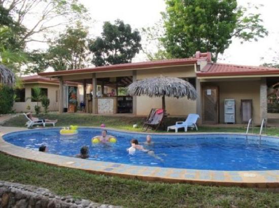 Puerto Carrillo Hotel: Pool