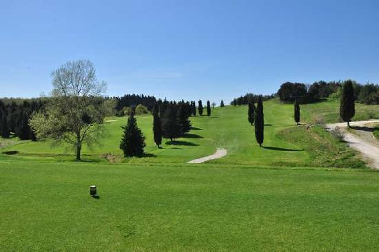 Golf Club Castelfalfi: mountain course