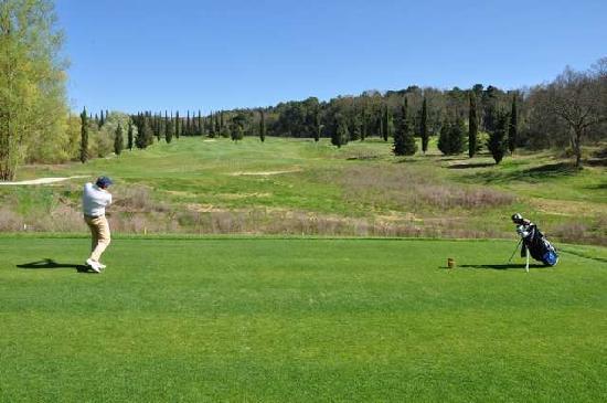 Golf Club Castelfalfi: golf