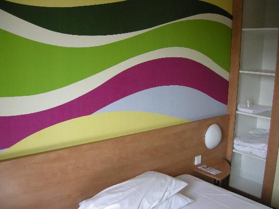 B&B Hotel Ingolstadt: Stanza hotel BB Ingolstadt