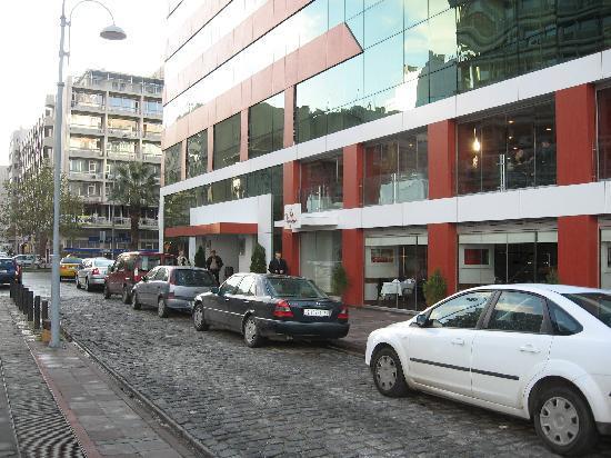 Kordon Hotel Pasaport : L'Hotel