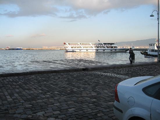 Kordon Hotel Pasaport: L'imbarcadero