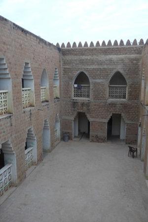 Djenne, Mali: Annex Interior