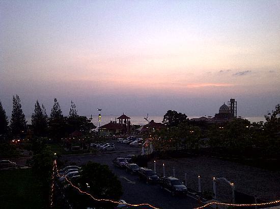 Dusk at Kuala Perlis