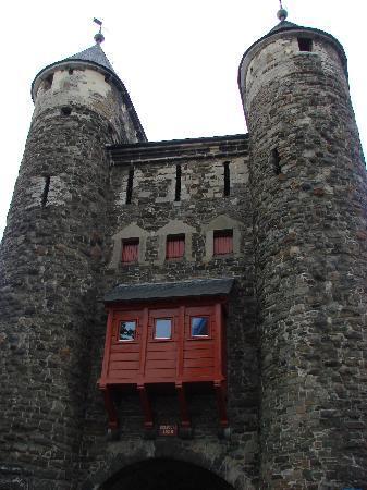 Maastricht, The Netherlands: Hell's Gate (Helpoort)