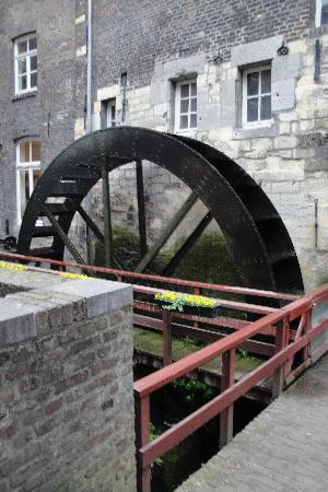 Maastricht, The Netherlands: Bishop's Mill