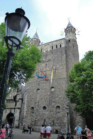 Maastricht, The Netherlands: Onze Lieve Vrouweplein