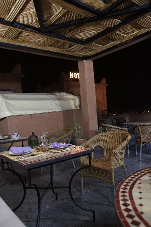 Hotel Azoul : terrazzo