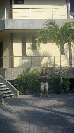 Tulemar Bungalows & Villas: Outside of Casa Panorama