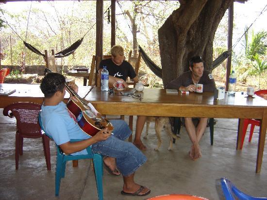 Hotel Monkey's Island Ometepe: cool atmosphere
