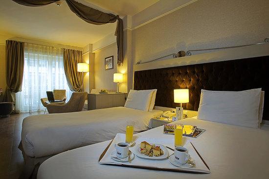 파로스 호텔 이스탄불
