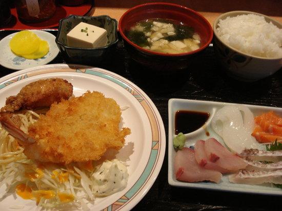 Ichibashokudoyoshi: よし定食